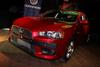 В Москву привезли Mitsubishi Lancer Evolution X