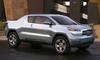 Toyota представит гибридный пикап A-BAT
