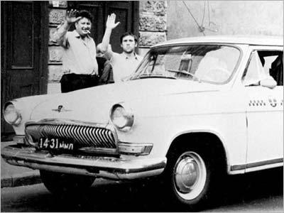 Владимир Высоцкий и его автомобили