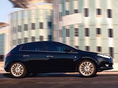 В России начались продажи FIAT Bravo