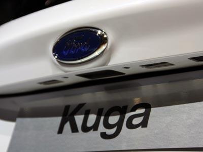 Противоаллергенный Ford Kuga