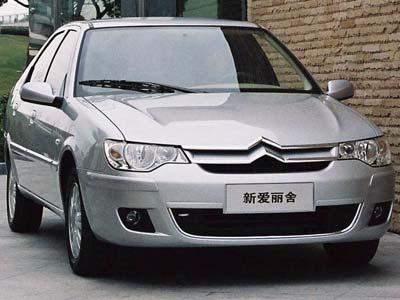 Citroen C-Elysee - новая модель только для Китая