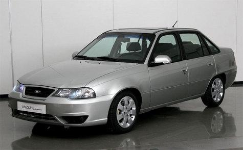 Daewoo Nexia обновили за $17 000 000