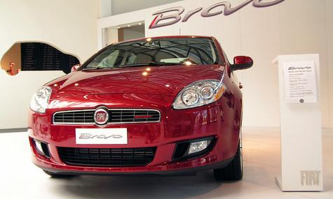 FIAT Bravo: красотка стоит дорого