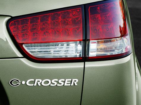 Японский Citroen C-Crosser
