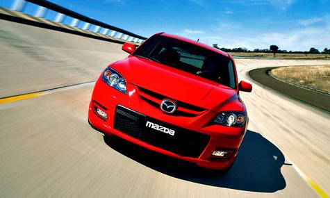 Mazda3 MPS на длительном тесте