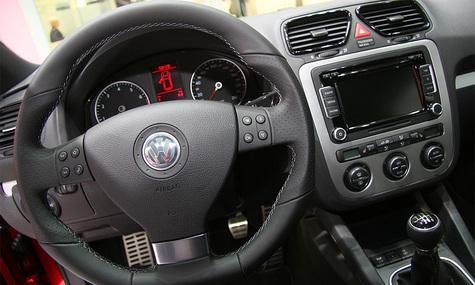 VW Scirocco из класса спорт-сити-купе