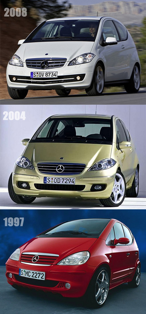Новый A-Сlass – тоже Mercedes-Benz
