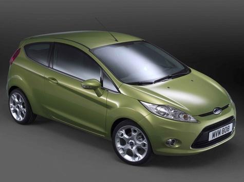 Шестое пришествие Ford Fiesta
