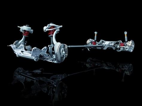 Audi A4 пошёл в полный рост