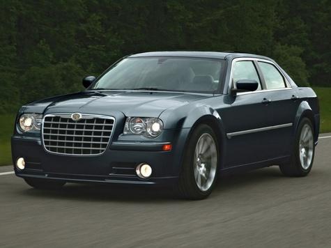 Chrysler 300С - янки с немецкой закваской