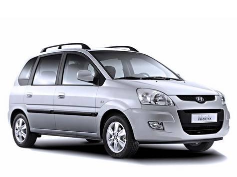 Hyundai Matrix. Оставили все лучшее