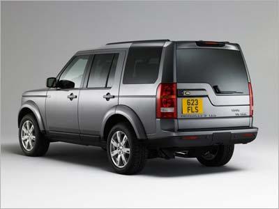 Land Rover Discovery 3. Как новенький