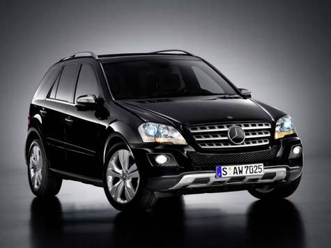 Mercedes-Benz ML-Class. Экономичный и агрессивный