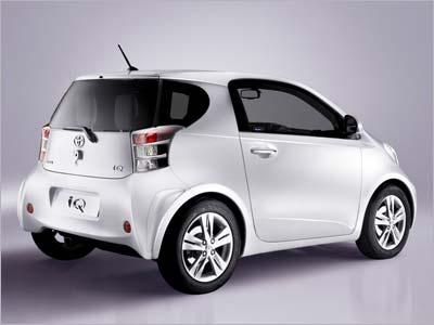 Toyota iQ. Сложный автомобиль