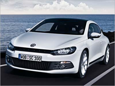 Volkswagen Scirocco. Возвращение легенды