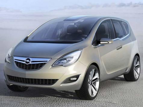 Opel на автосалоне в Женеве