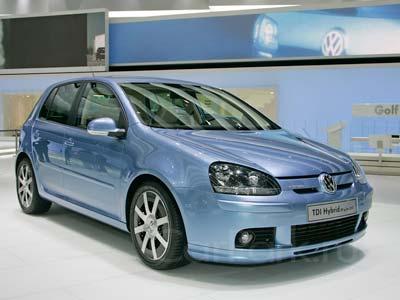 Volkswagen на автосалоне в Женеве