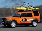 Невада - полигон для авантюристов Land Rover
