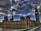 Над Британией безоблачное небо