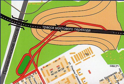 нового моста чеерез Волгу