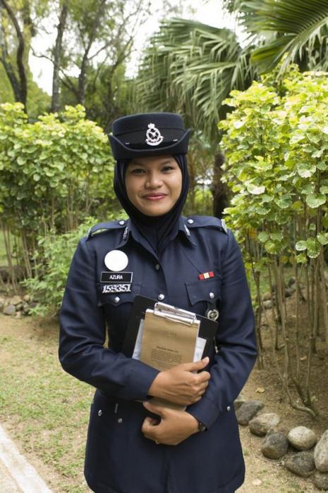 Малайзийские красивые девушки