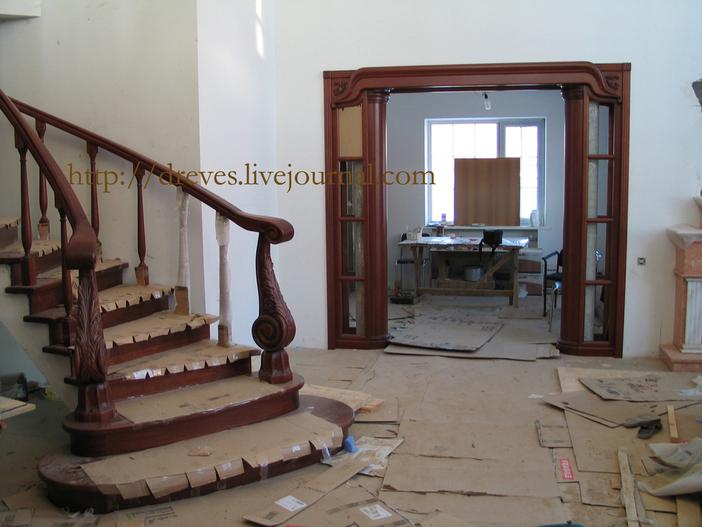 лестницы для входной двери