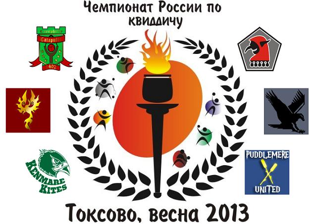 Toksovo spring 2013 Quidditch