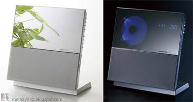 Простая, но стильная: Marantz CR201 персональная аудио-система