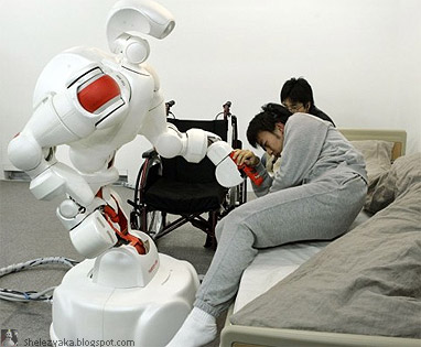 iRex 2007: робот-гуманоид Twendy-one
