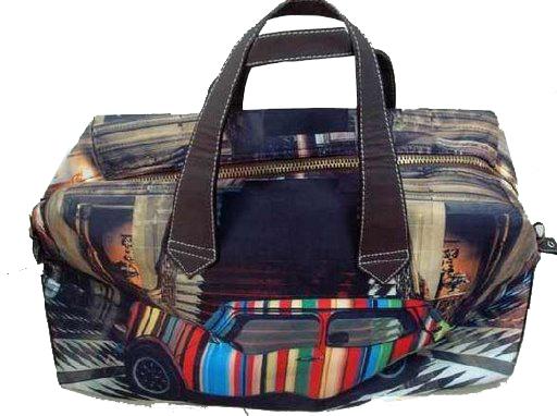 Paul Smith Travel Bag Harrods дорожная сумка / сумка для фитнеса.