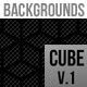 Cube Decorative Backgrounds