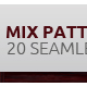 Mix Patterns Set - 20 Seamless patterns