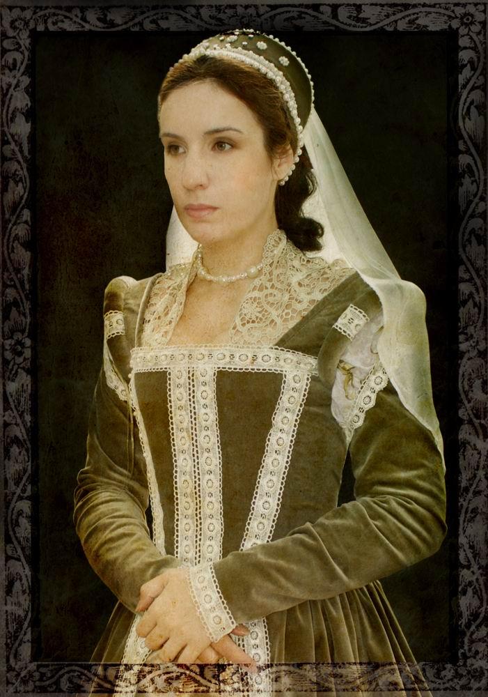 Платья в 16 веке