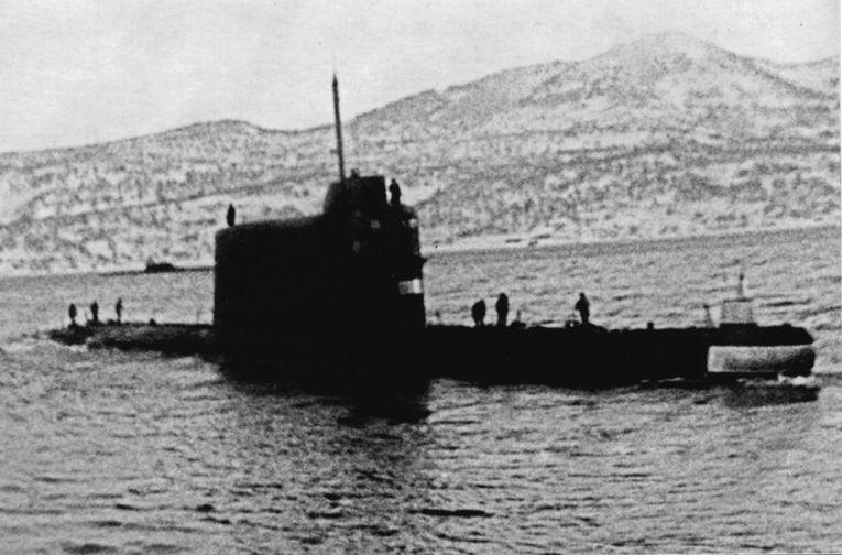 подводная лодка к-129 википедия для частных