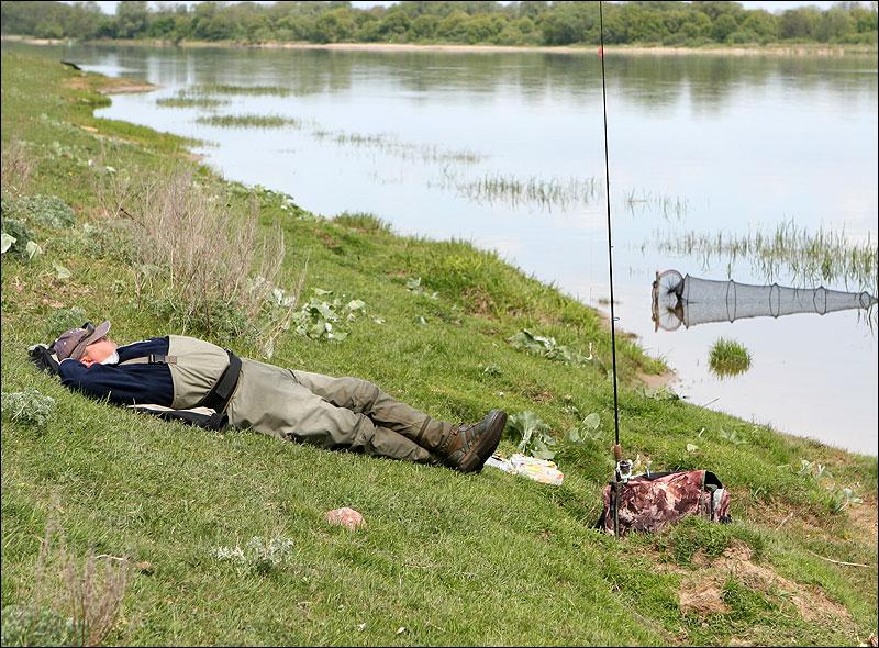 рыбалка на советске калининградской
