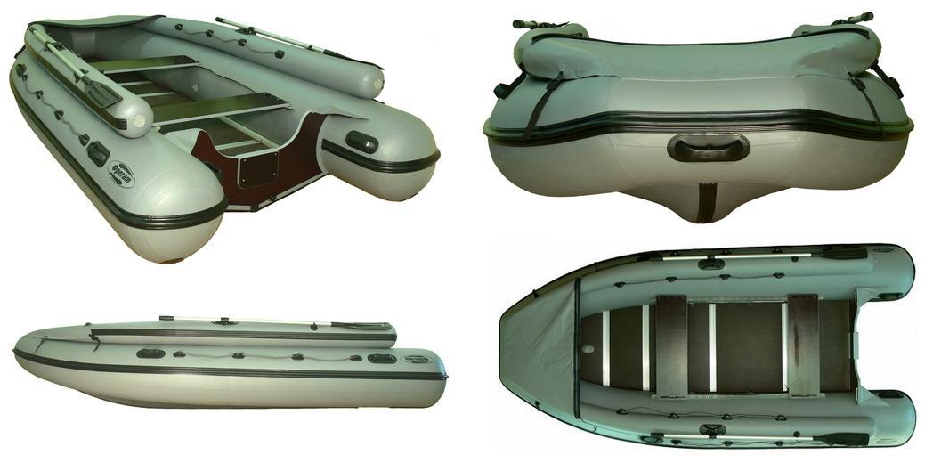 изготовление надувных бортов для лодок