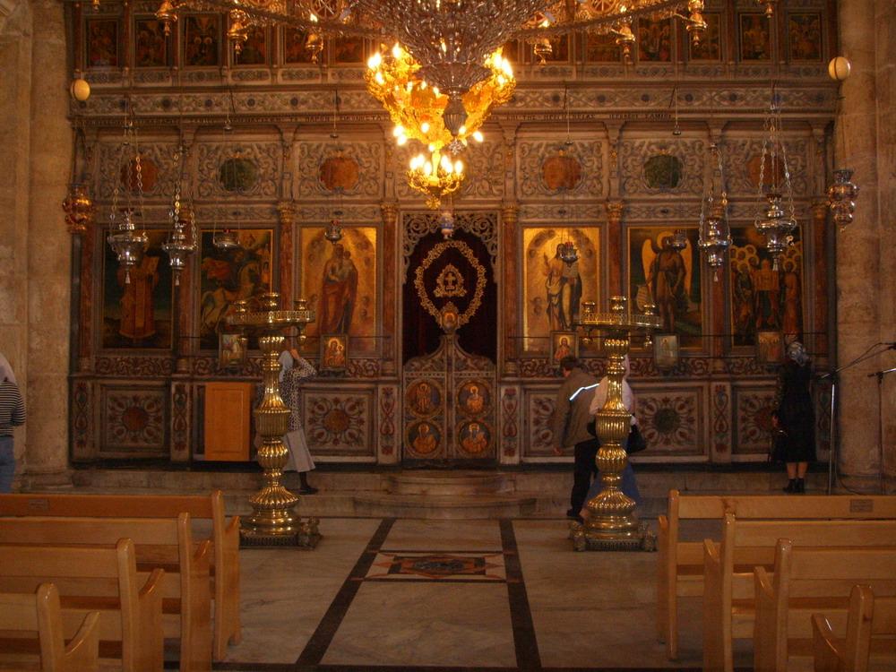 Храм св. вмч. Георгия Победоносца. Яффо
