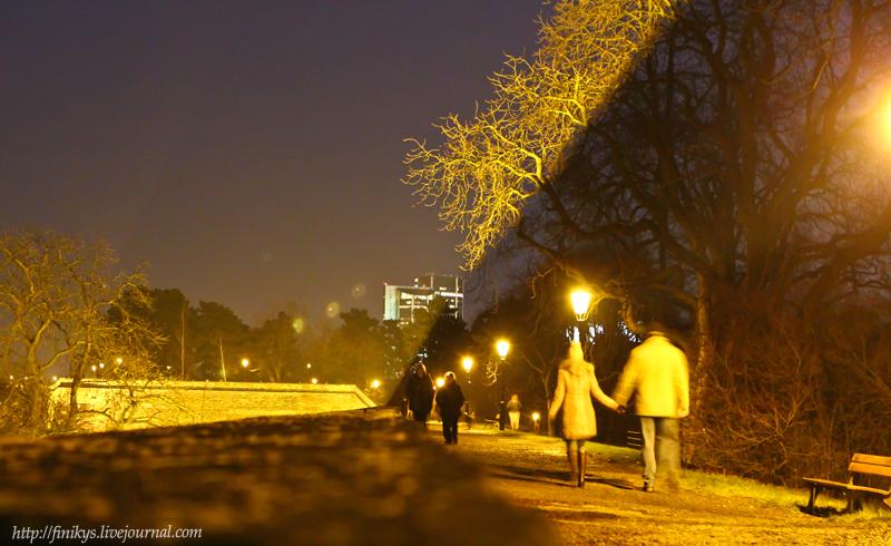 Улочка вдоль Вышеграда