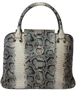 Женская сумка Fiorelli из искусственной кожи под рептилию.
