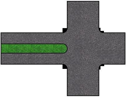 Что такое смежные проезжие части?