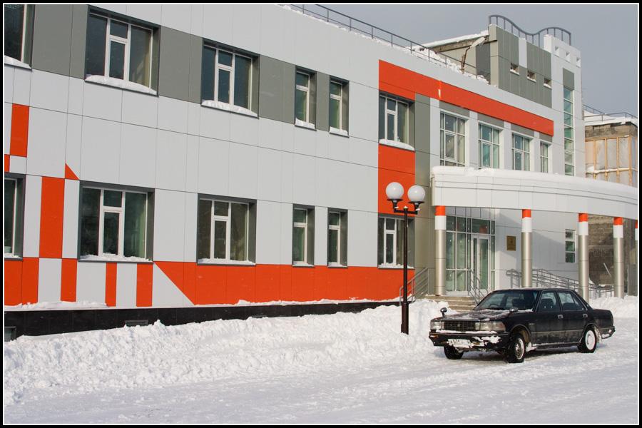 Музыкальная школа в Невельске