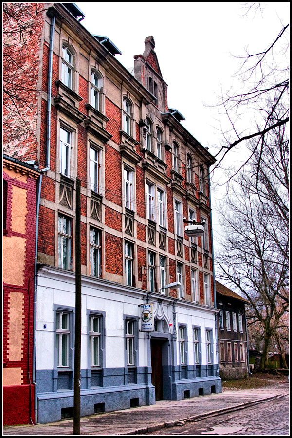 Отель Zum Baren