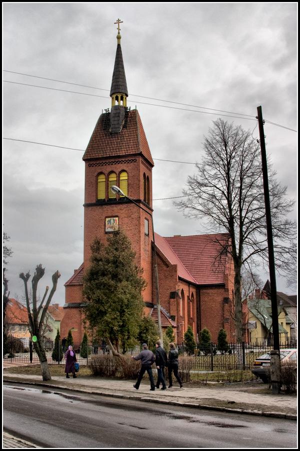 Преображенский собор в Зеленоградске