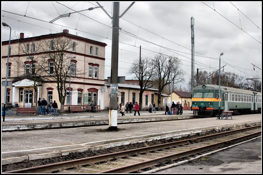 Вокзал Зеленоградска
