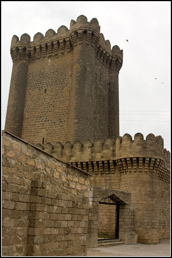 Крепость в Мардакане