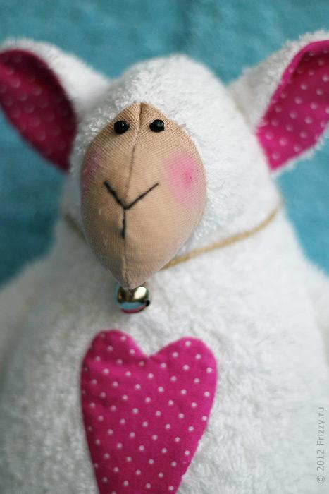 Влюбленная овечка
