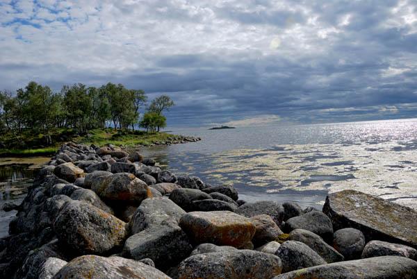И я влюбилась в Соловецкие острова.