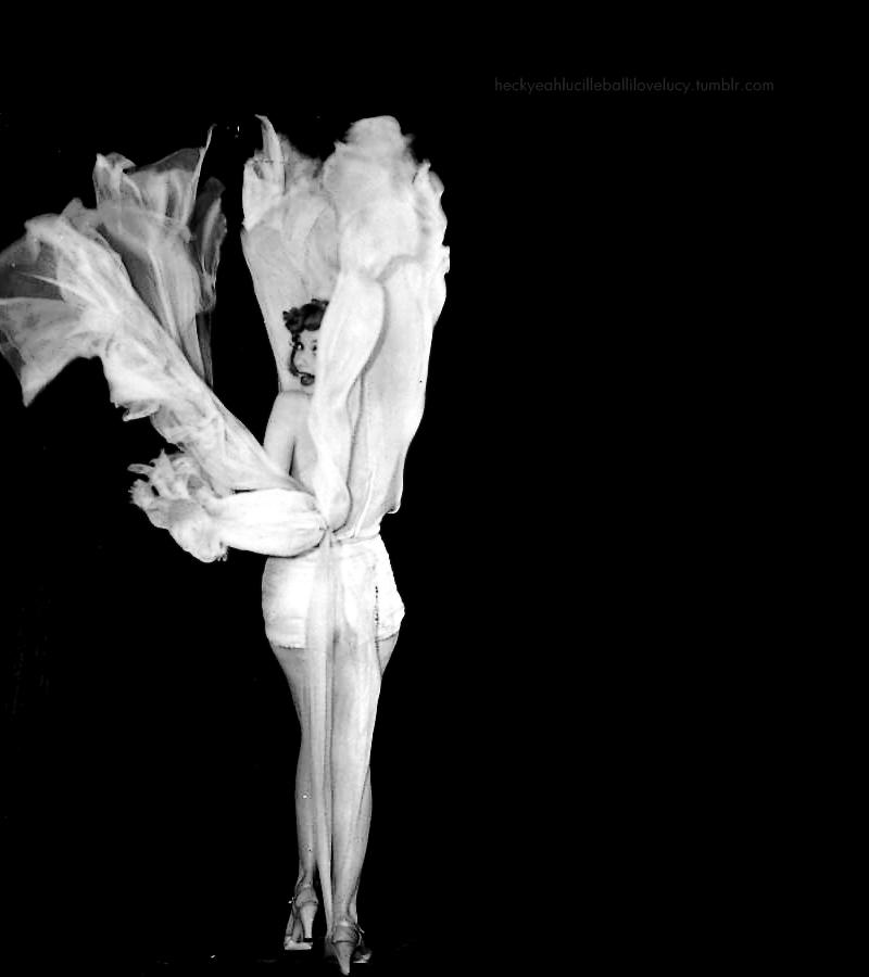 Lucille Ball ziegfeld girl