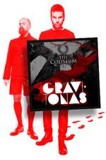 """GRAVITONAS выпускают новый EP """"COLISEUM"""" и объявляют конкурс ремиксов!"""